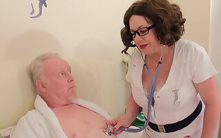 The Naughty Nurse Pt1 - TacAmateurs