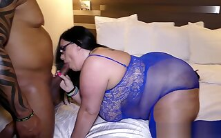 PAWG LYLA EVERWETT TAKES LUDUS ADONIS UP THE ASS