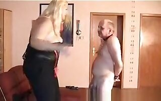 Horny Homemade clip with MILF, BDSM scenes