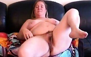 Mature Hairy Granny